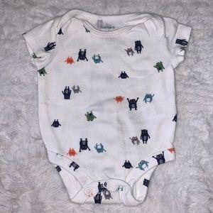 Carter's onesie (3 for $10)